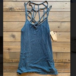 NWT American Eagle Strappy Neck Tank - XS